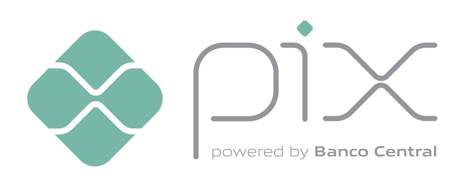 Pix logo. Representation provided by the official website of the Central Bank of Brazil, available at https://www.bcb.gov.br/estabilidadefinanceira/pagamentosinstantaneos.