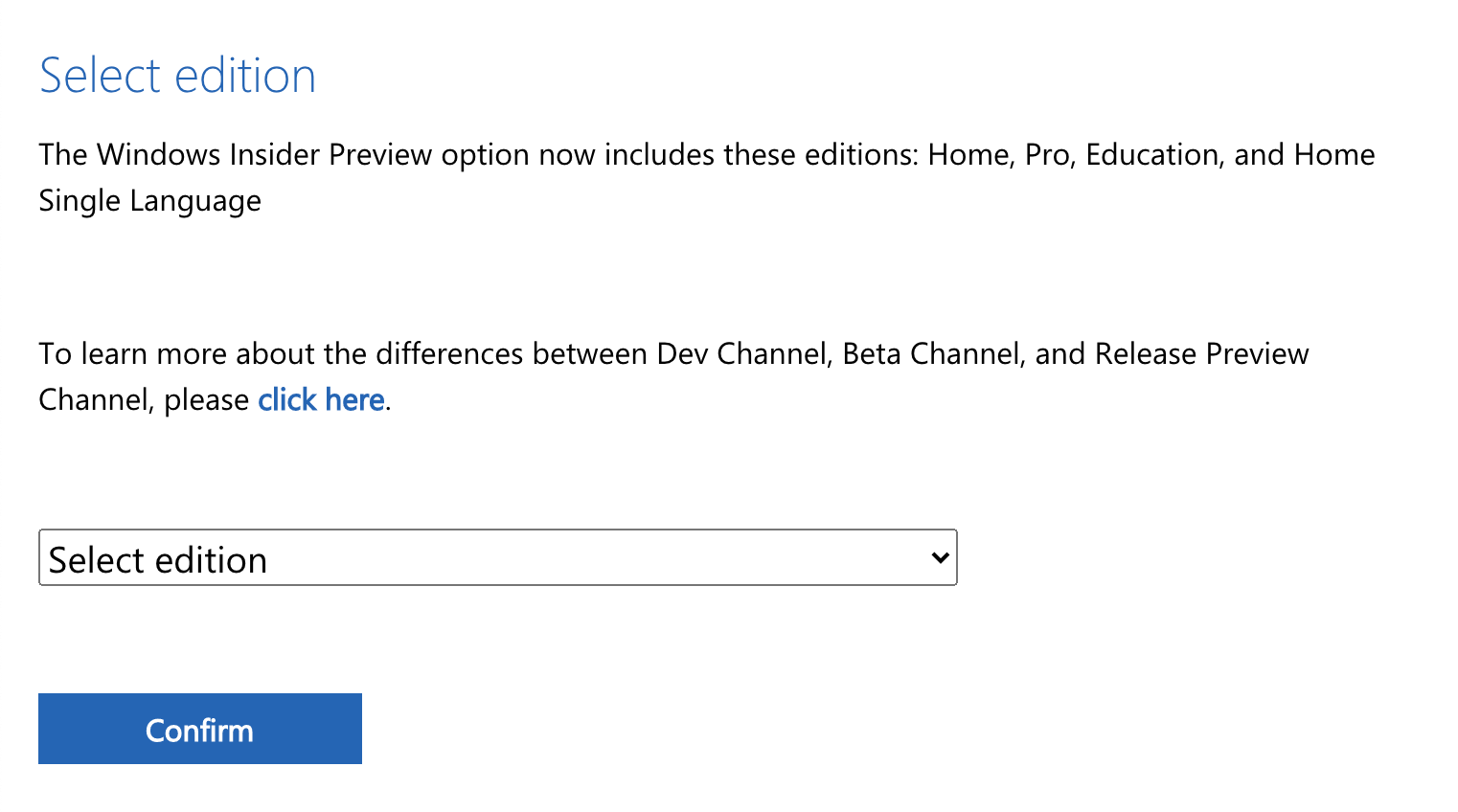 [Head to this page](https://www.microsoft.com/en-us/software-download/windowsinsiderpreviewiso?rfs=1) and then select a preview build