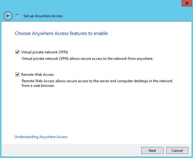 Microsoft Remote Web Access