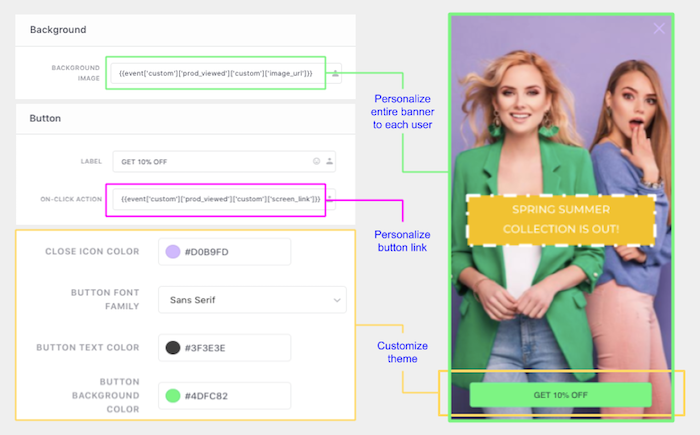 Personalizing Screen Blocker to each user's preferences & behavioral history