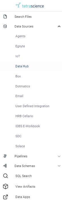 Data Hub Option