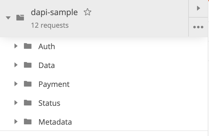 dapi-sample Collection