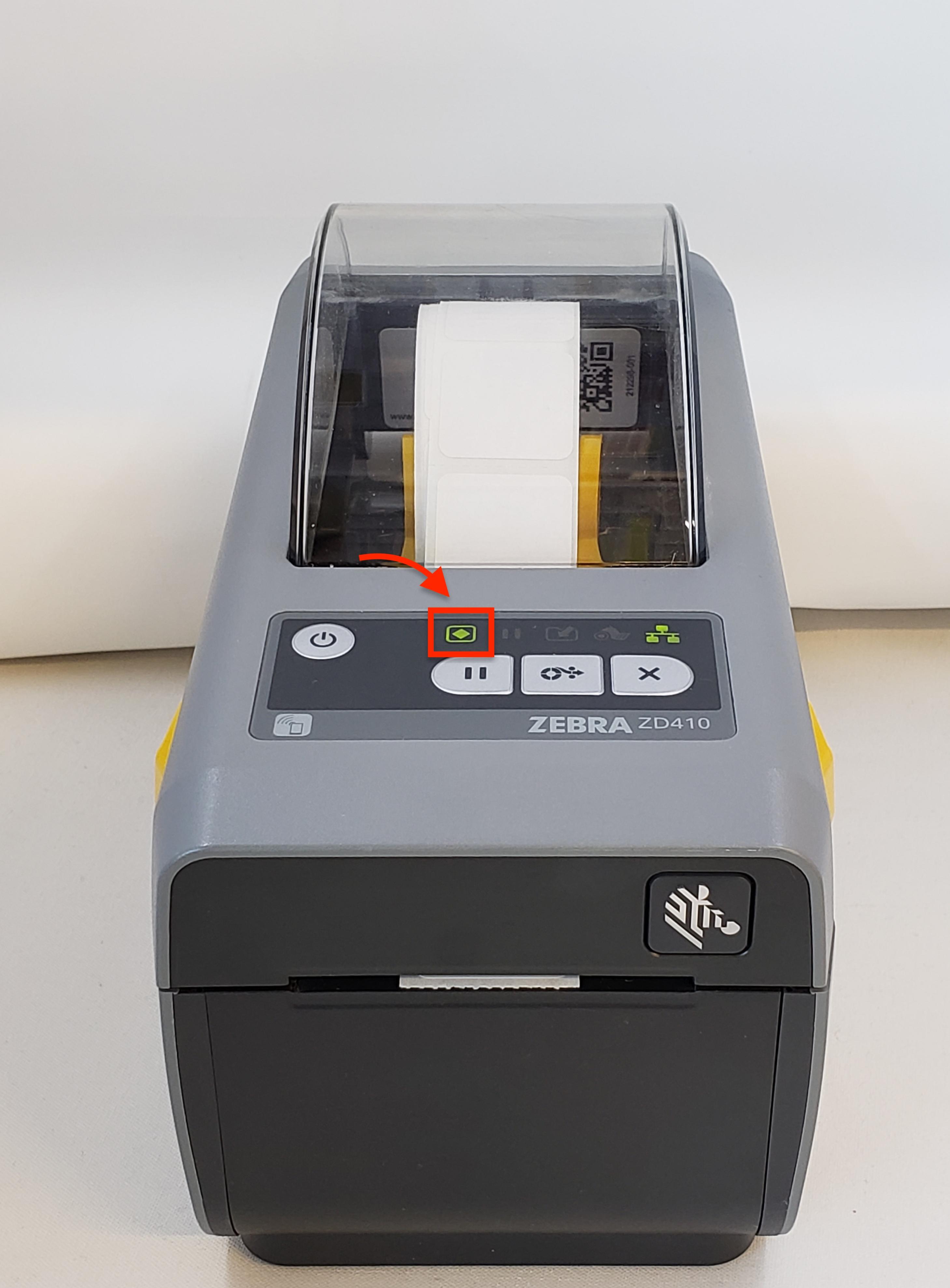 Factory Reset Zebra Printers