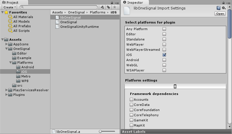 Troubleshooting Unity