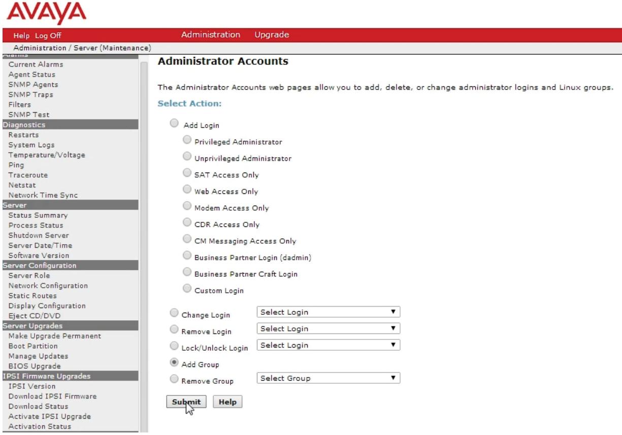 Avaya CM - Server Installation