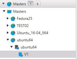"""Version créée à l'issu de l'arrêt d'Ubuntu. Ici renommée en V1 depuis le menu """"Update"""""""