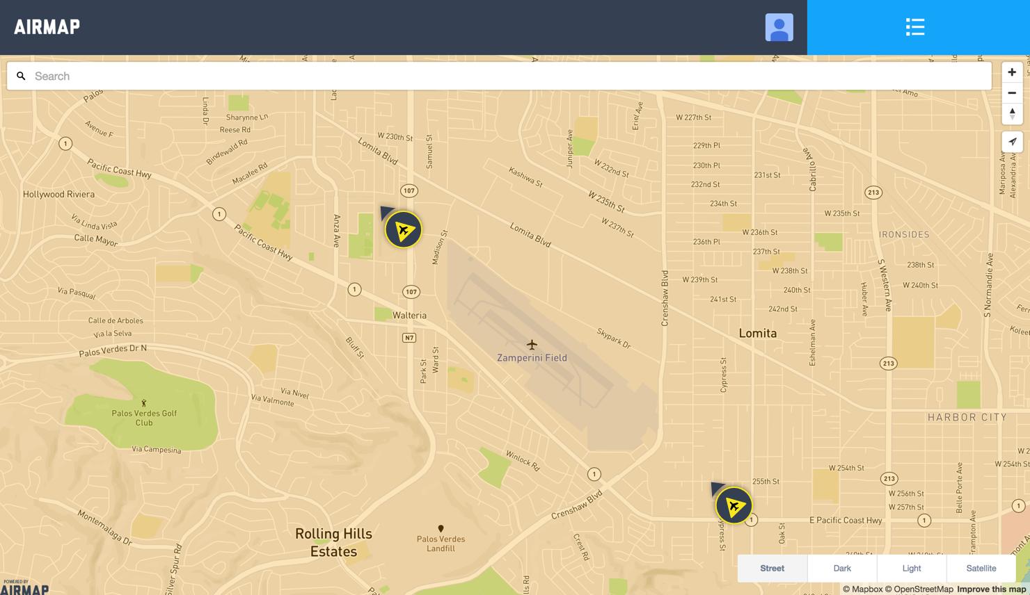 Traffic Alerts (Web Client)