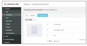 Best Practices for Adobe InDesign Translation – Smartling