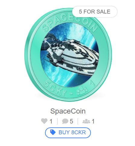 Batched coin