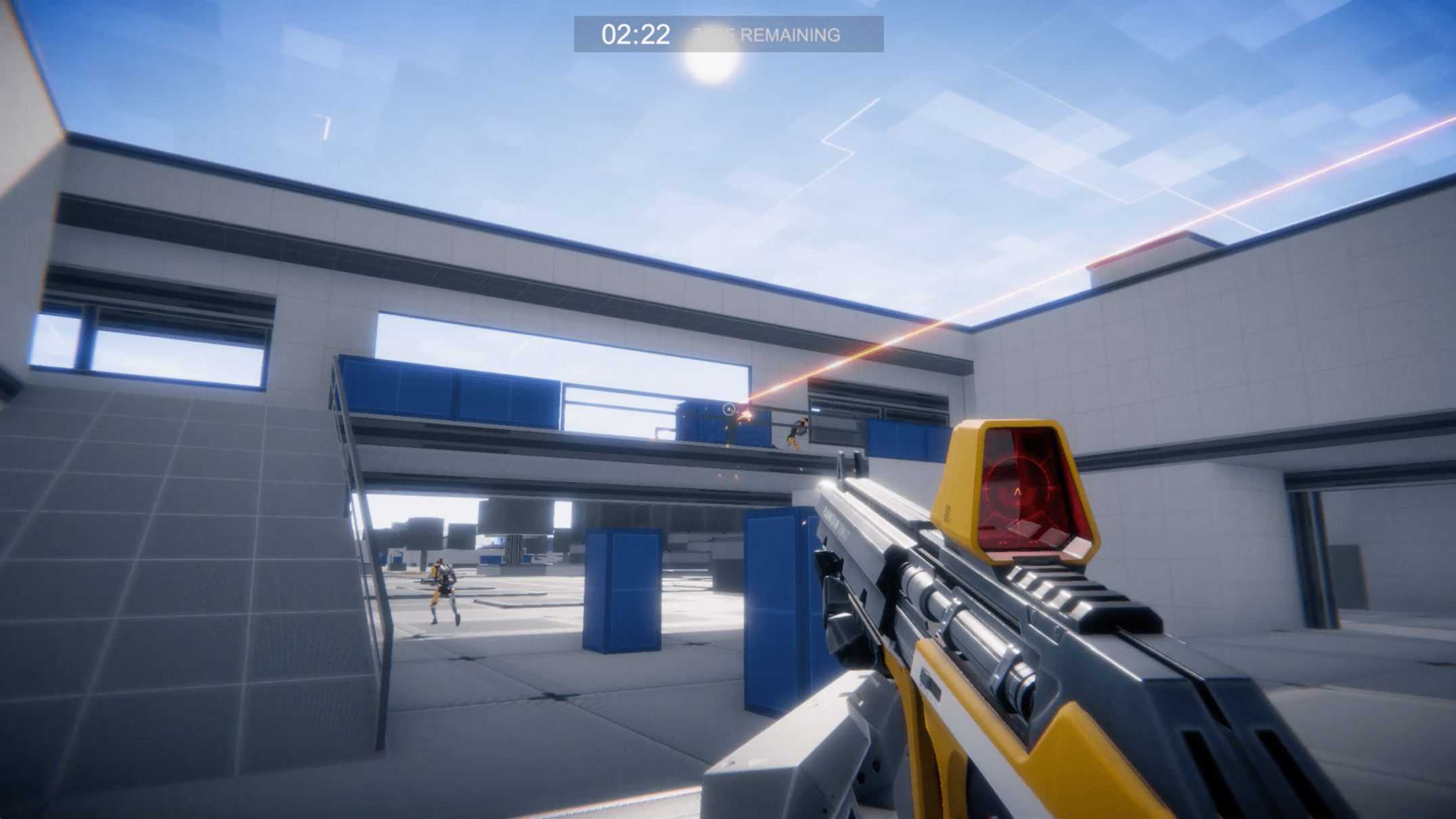 The FPS Starter Project
