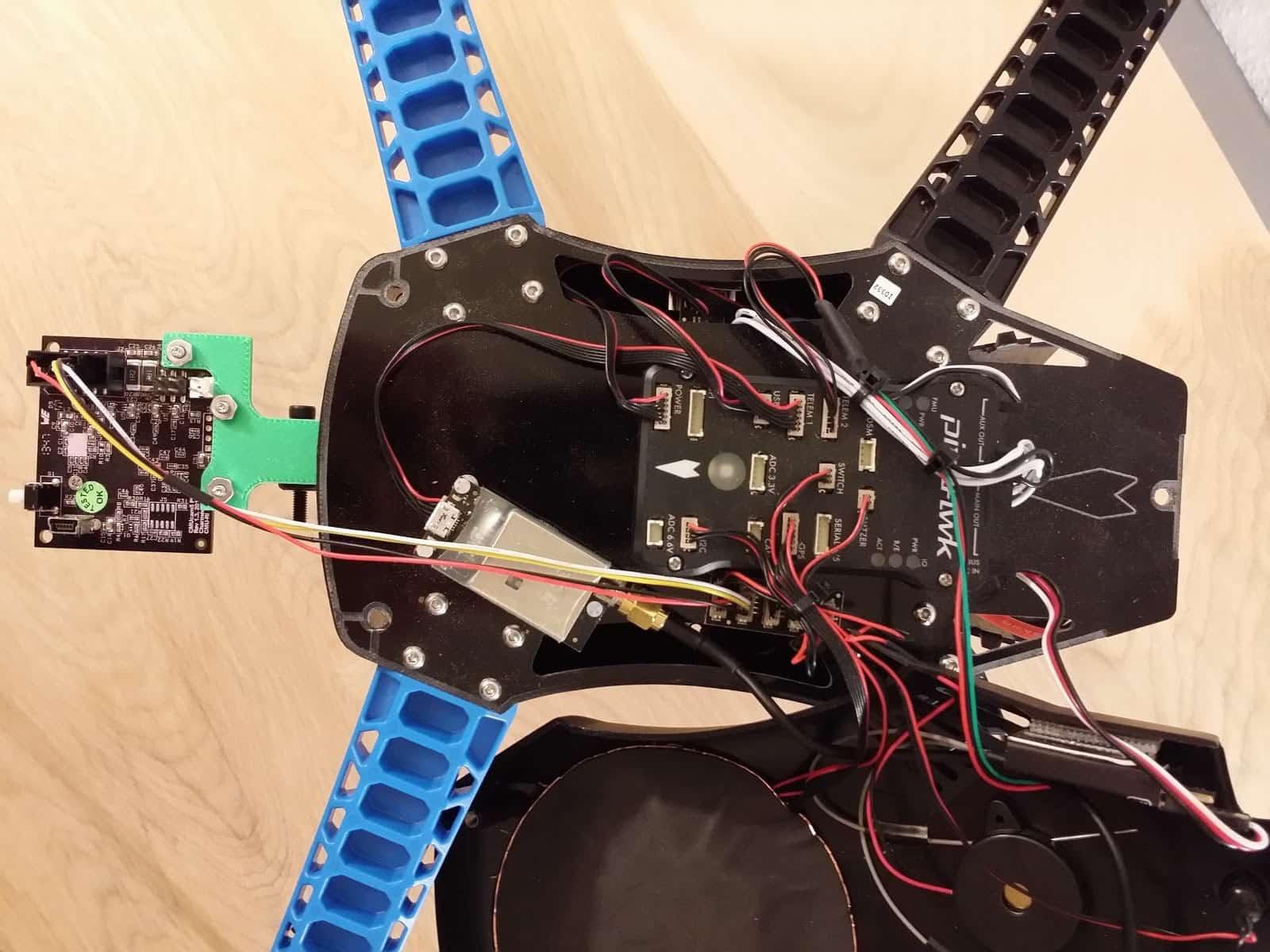 5] Pixhawk Firmware & Precision Landing Settings · IRLOCK