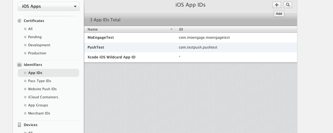 Apns Certificate Pem File