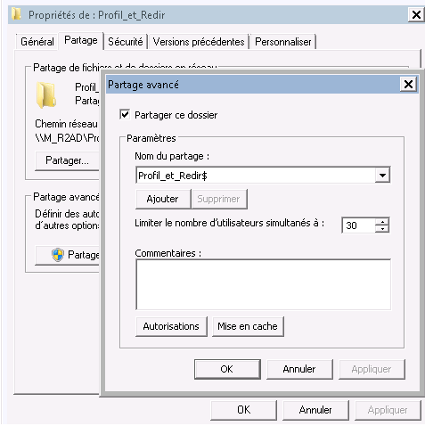 Roaming Profile and Folder Redirection · ceBox