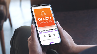 Listening to the podcast on a phone