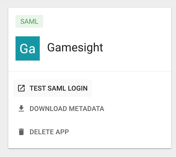 Testing your SAML integration