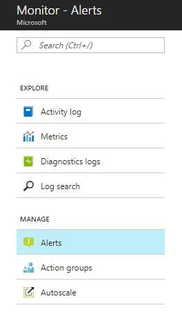Microsoft Azure Service Health Integration