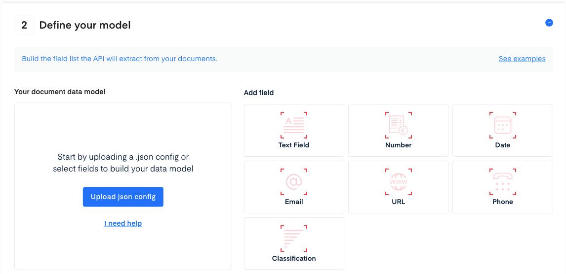 Manually set up your API