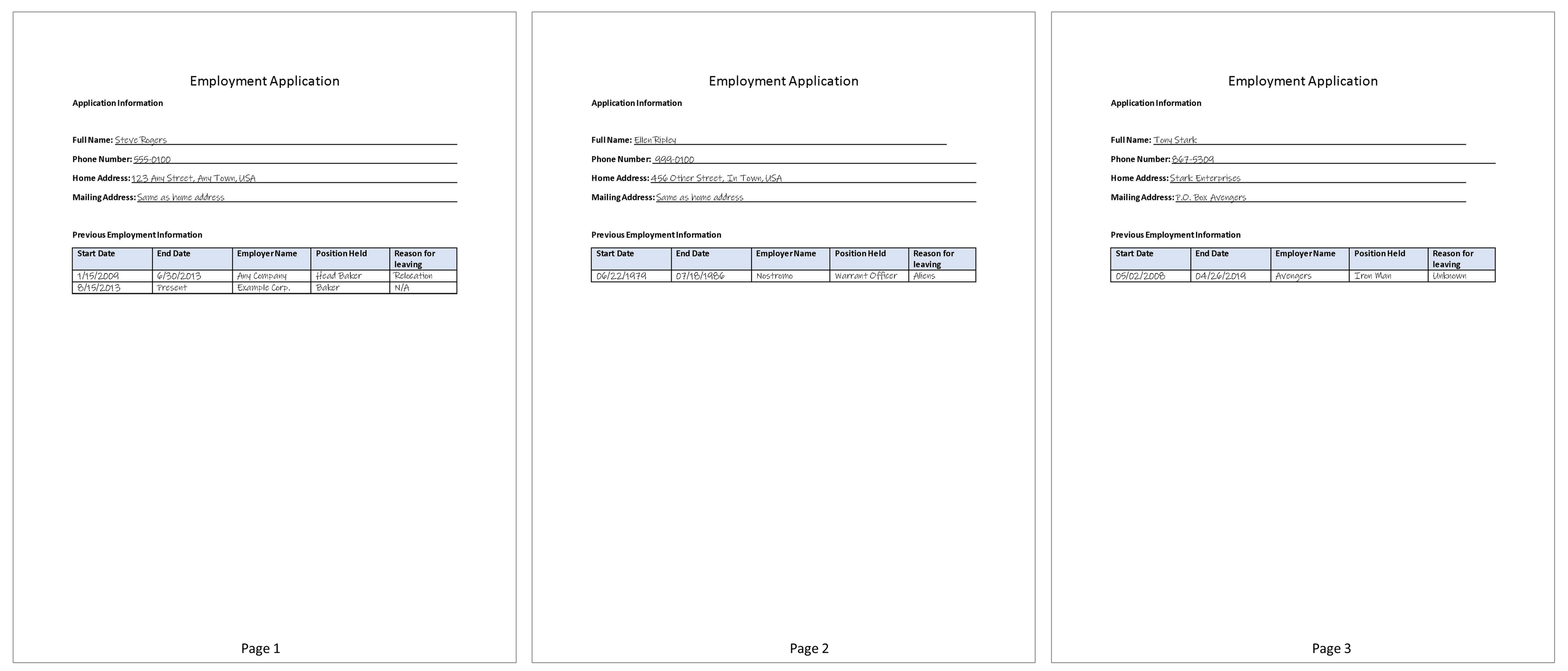 Pages used in this example (note - the actual document analyzed was a PDF that included these pages)