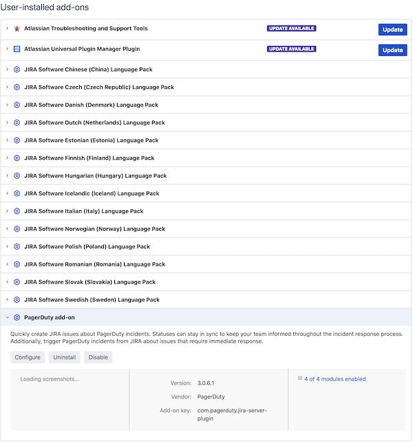 Jira Server Integration Guide   PagerDuty