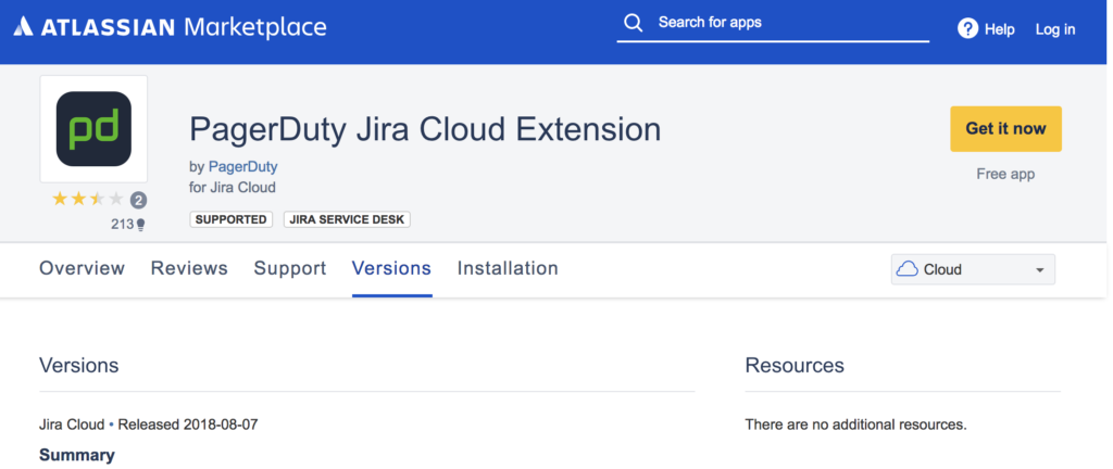 Jira Cloud Integration Guide | PagerDuty