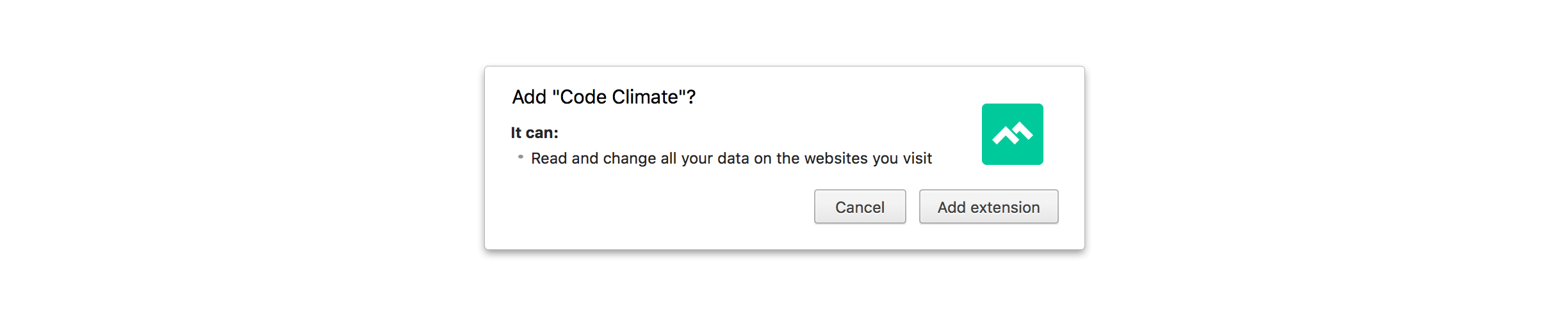 Add Code Climate