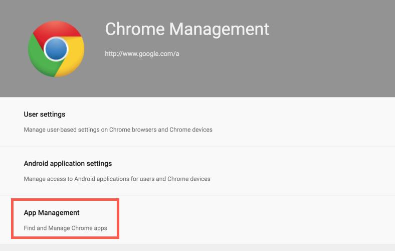 Deploy the Chromebook Client