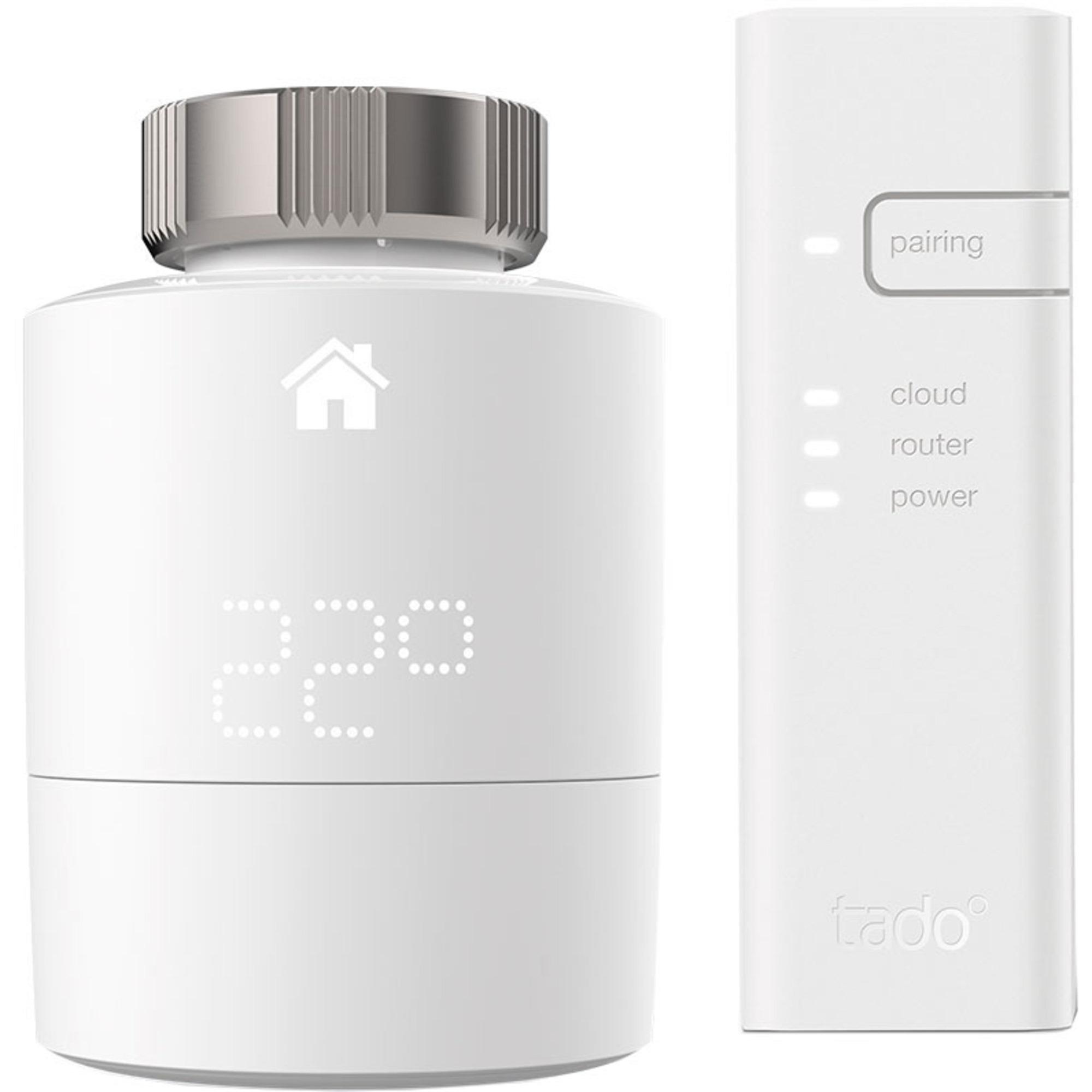 Tado° Smart Radiator Thermostat V3+