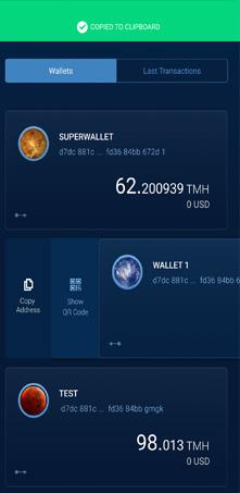 MetaWallet for IOS