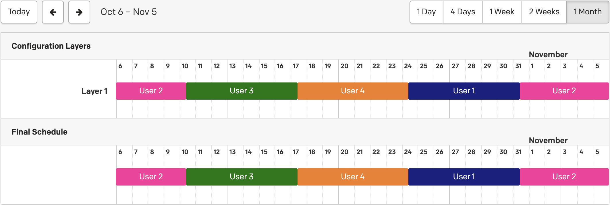 On Call Schedule Template from files.readme.io