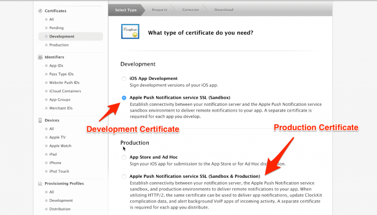 How to Create an iOS APNs Certificate