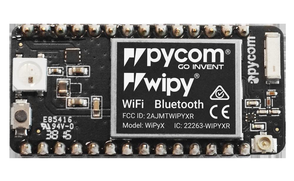 Pycom WiPy