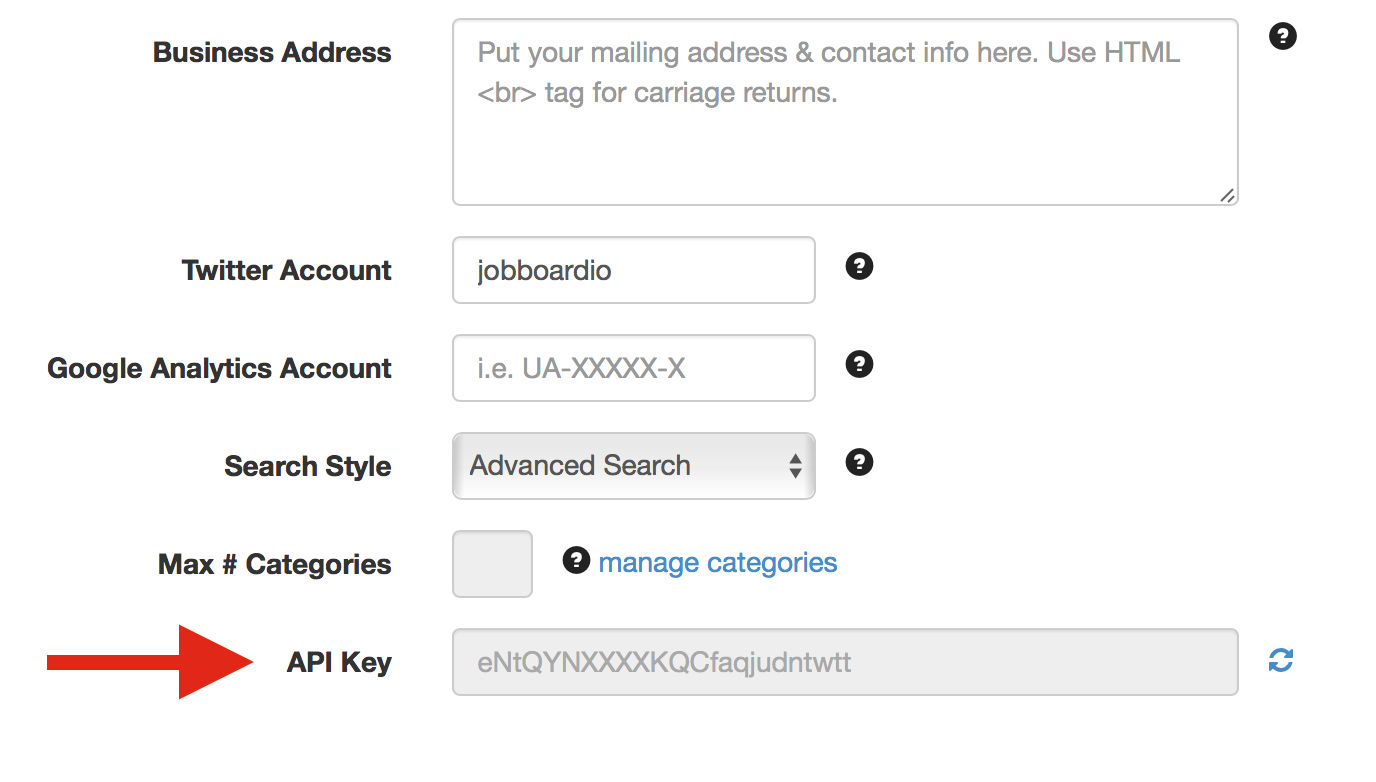 jobboard io when using the authentication token you do not require any additional user or password