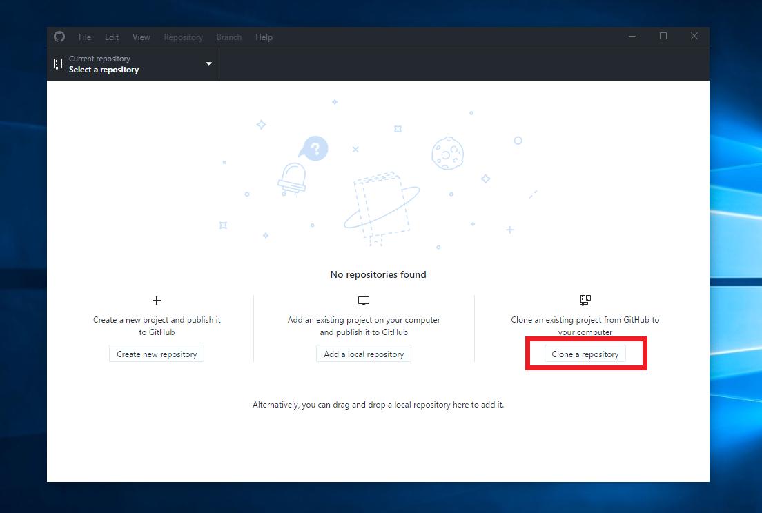 2  GitHub Desktop