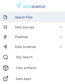Search Files Options