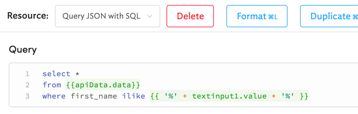 Query anything with SQL
