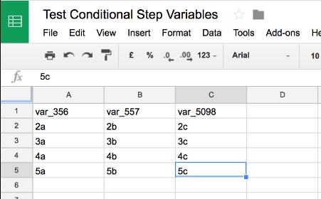 A dynamic data CSV file.