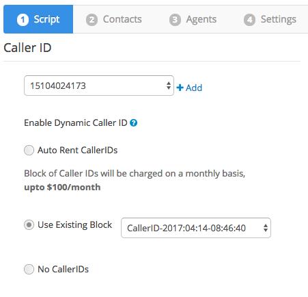 Call Center Campaign