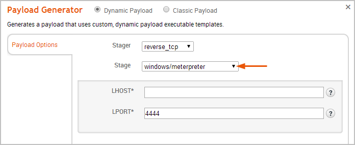 The Payload Generator