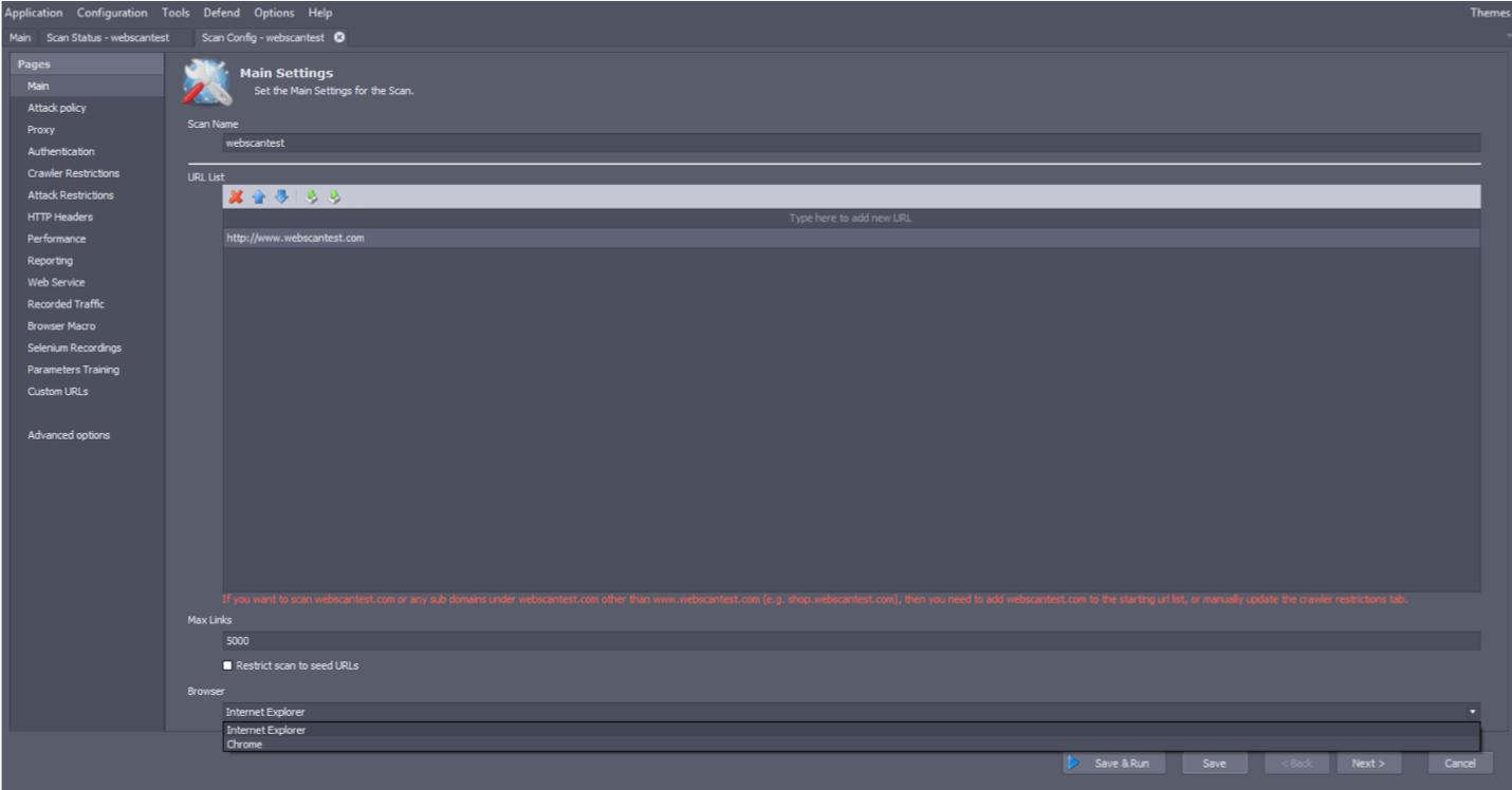 Chrome/WebKit Integration