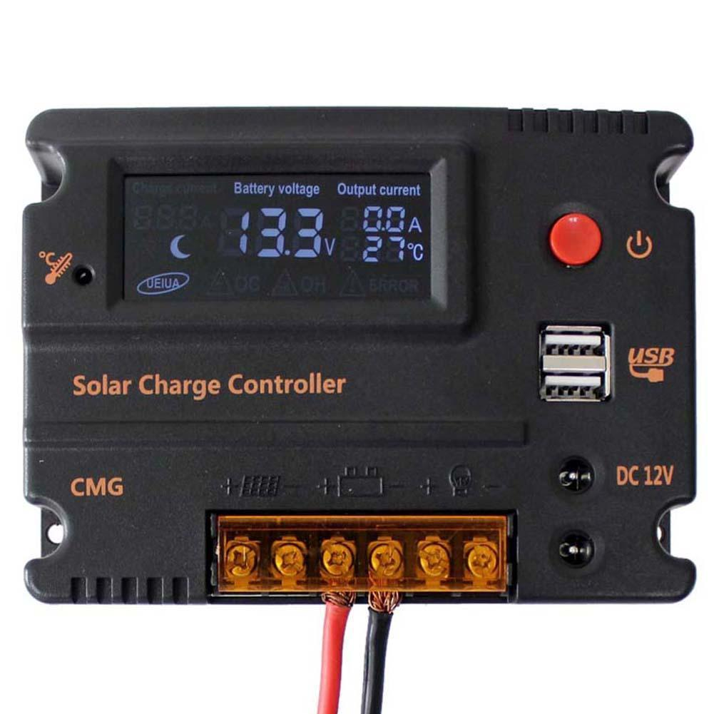 *Figure 3.2.Solar Charge controller.*