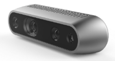 Figure 1 1. Intel® RealSense™ Depth Camera D435 (Depth Module Integrated)