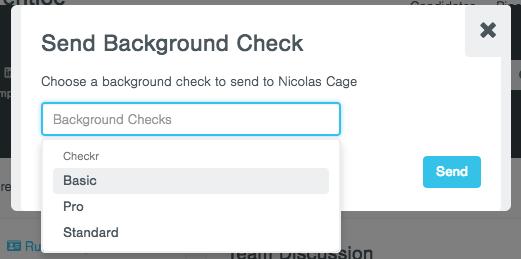 Checkr Background Checks