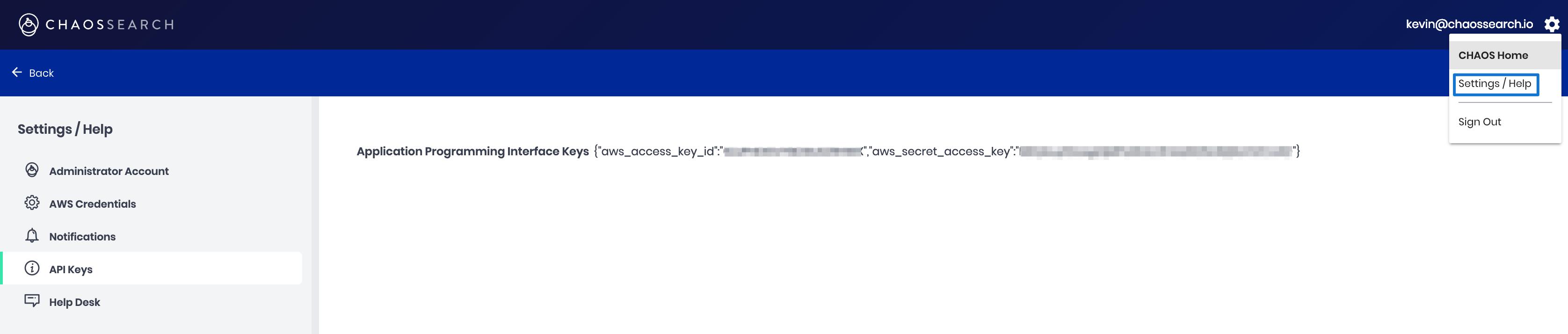 Elasticsearch API Extensions