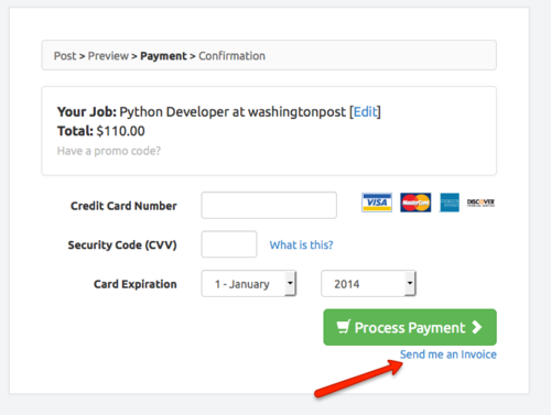 Getting Paid With Invoices - Invoice to me