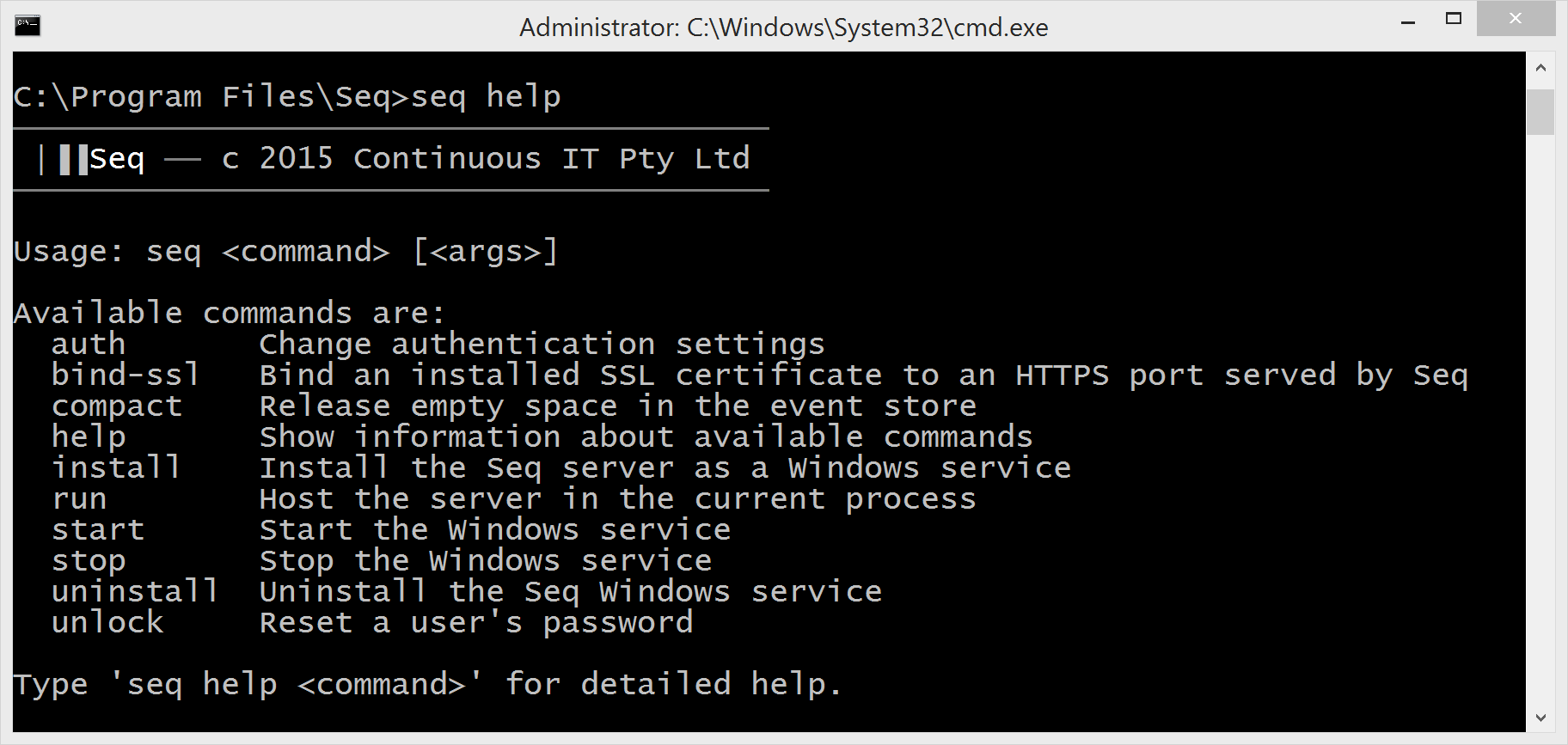 how to get information about a device command prompt