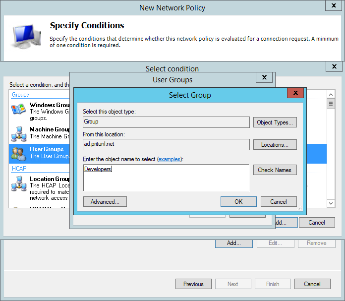 Active Directory with Organizations