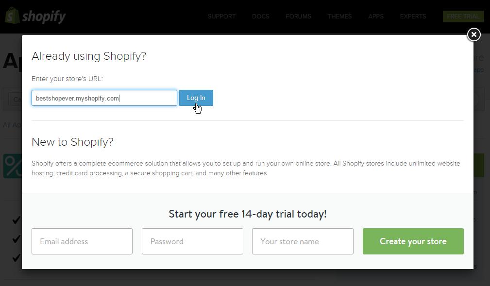 Shopify - Shopify csv template
