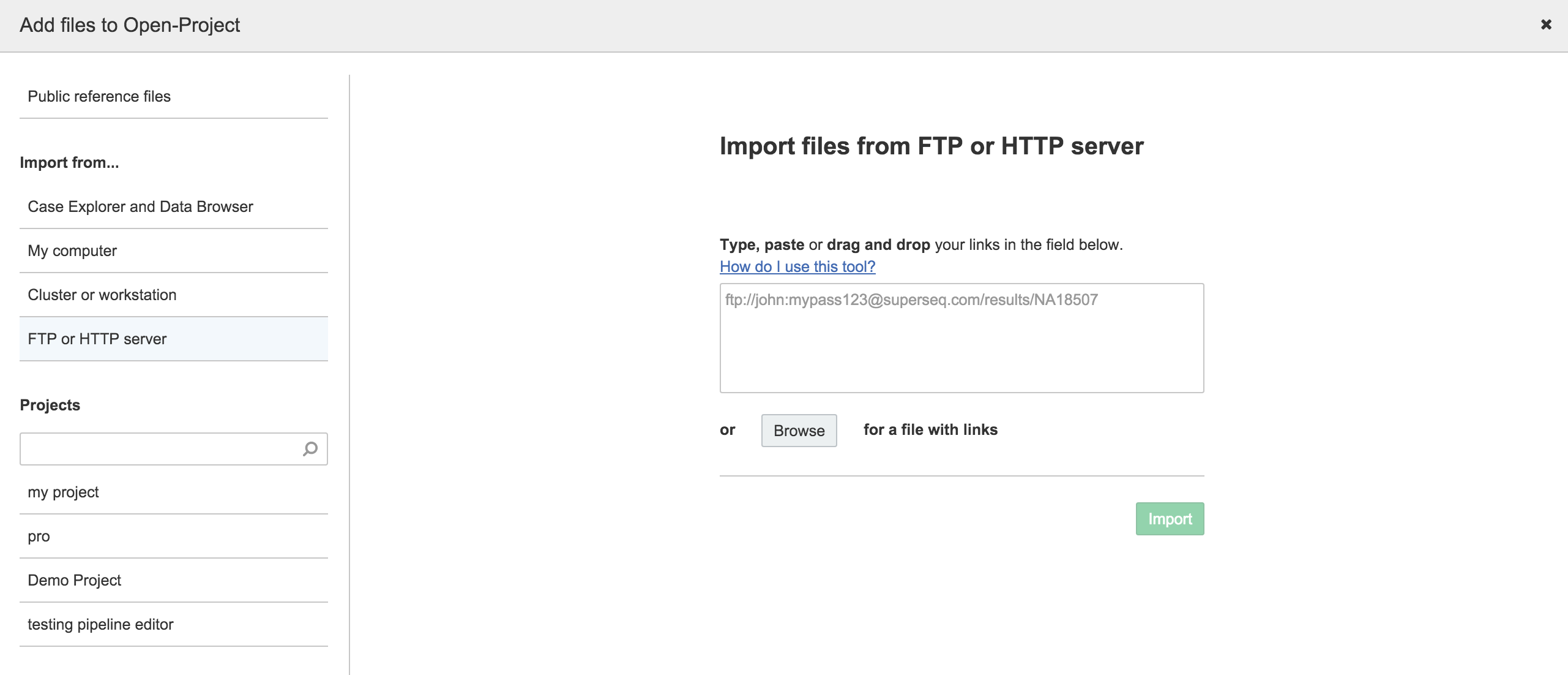 What is located on FTP servers and how to use them 10
