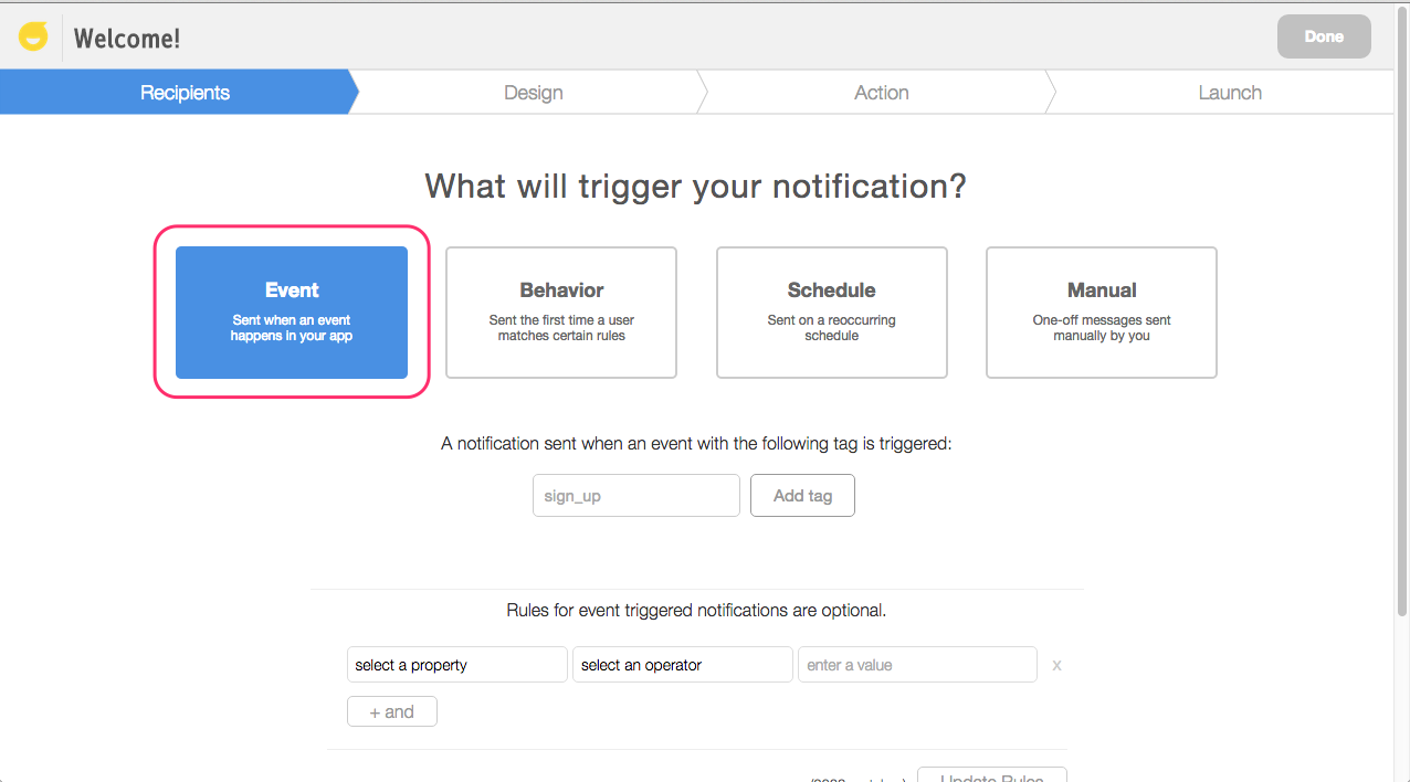 INBOX NOTIFICATIONS WITH SEGMENT · Knowtify